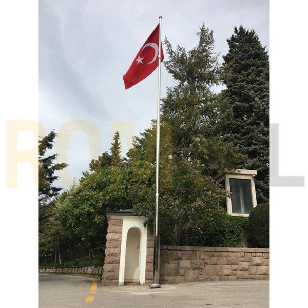 Bayrak Direği 16